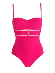 La Perla Beachwear Lycra One Piece Swimsuit With Padding