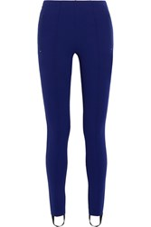 Balenciaga Stretch Jersey Leggings Indigo