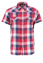 Wrangler Regular Fit Shirt Tomato Puree Red