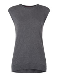 Victorinox Sabrina Sleeveless Tee Grey