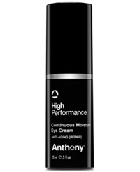 Anthony Logistics For Men Anthony High Performance Continuous Moisture Eye Cream 0.5 Oz