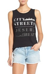 Women's Element 'City Desert' Graphic Muscle Tank