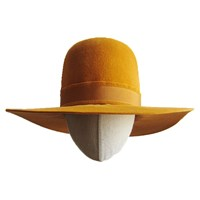 Heather Huey Appaloosa Hat Gold