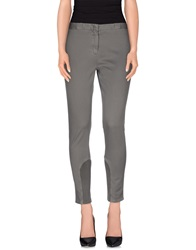 Gran Sasso Casual Pants Grey