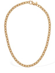 Nina Kastens Chunky Necklace Gold