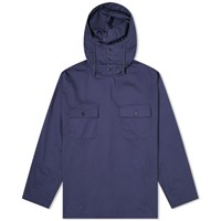 Engineered Garments Cagoule Blue