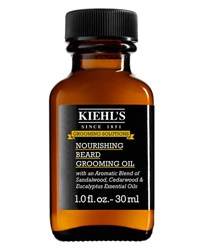 Kiehl's Nourishing Beard Grooming Oil 1.0 Oz.