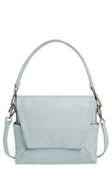 Matt And Nat 'Minka' Vegan Leather Shoulder Bag Grey Gravel