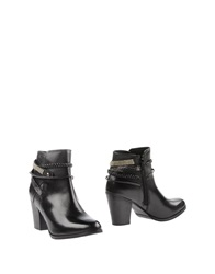 Apepazza Ankle Boots Black