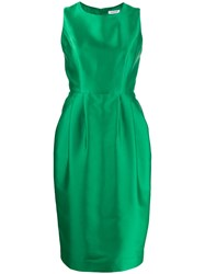 P.A.R.O.S.H. Tank Style Day Dress Green