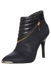 Supertrash Leigh Ankle Boots Black