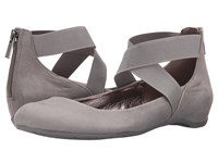 Kenneth Cole Reaction Pro Time Ash Women's Flat Shoes Gray