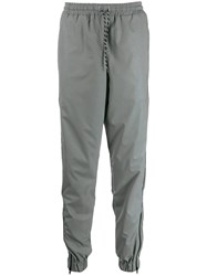 Andrea Crews Pinbot Joggers Grey