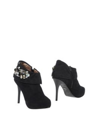 Lollipops Shoe Boots Black