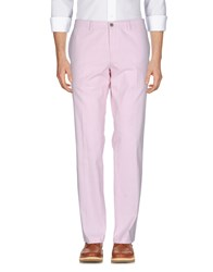 Boss Black Trousers Casual Trousers Pink