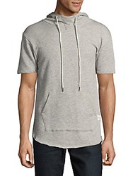 Kinetix Mission Beach Textured Hoodie Marble