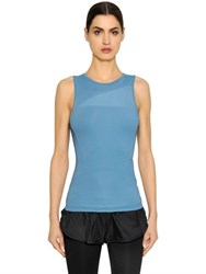 Adidas By Stella Mccartney Studio Climacool Tank Top