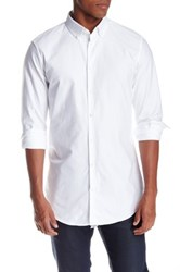 14Th And Union Extra Trim Fit Long Sleeve Alpha Shirt No Color