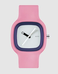 Alessi Wrist Watches Pink