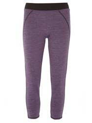 Dorothy Perkins Spacedye Legging Purple
