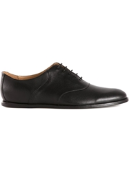 Opening Ceremony Classic Oxford Shoes Black
