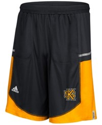Adidas Men's Kennesaw State Owls Player Shorts Black