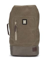 Nixon Taupe 25L Origami Falcon Backpack Grey