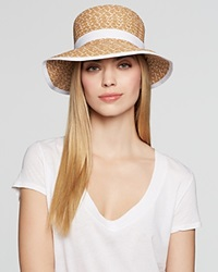 Gottex Pitch Perfect Hat Natural White