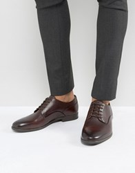 Hudson H By Hicken Lace Up Shoes In Brown Black