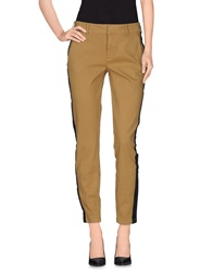 Selected Femme Casual Pants Ocher