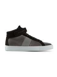 National Standard Hi Top Trainers Grey