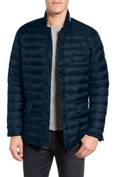 Ben Sherman Men's Packable Down Jacket Navy