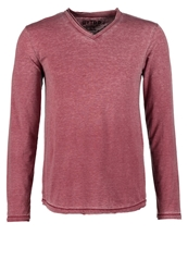 Tom Tailor Denim Long Sleeved Top Bartender Red