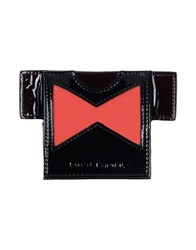 Sonia Rykiel Small Leather Goods Coin Purses Women Black