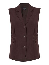 Tigi Lightweight Gilet Brown