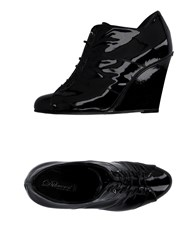 Dibrera By Paolo Zanoli Lace Up Shoes Black