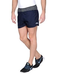 The North Face Trousers Shorts Men Dark Blue
