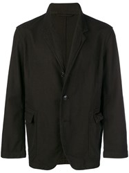 Casey Casey Relaxed Fit Blazer Brown