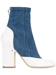 Laurence Dacade Melody Boots Blue