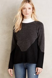 La Fee Verte Paonia Colourblock Pullover