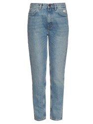 M.I.H Jeans Mimi High Rise Slim Fit Jeans Denim