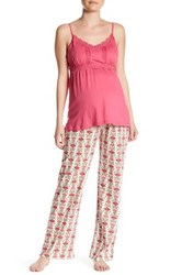 Belabumbum Nursing Pajama Set Maternity Multi