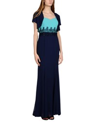 Musani Couture Sets Dark Blue