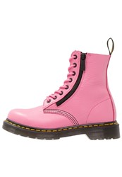 Dr. Martens 1460 Laceup Boots Soft Pink