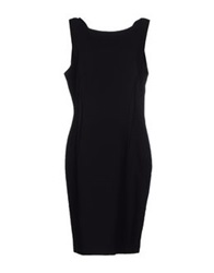 Hoss Intropia Knee Length Dresses Black