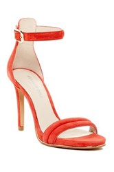Kenneth Cole Brooke Ankle Strap Pump Red