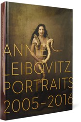 Phaidon Annie Leibovitz Portraits 2005 2016 Hardcover Book Dark Brown