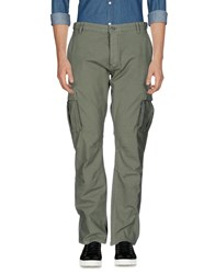 Selected Homme Casual Pants Military Green