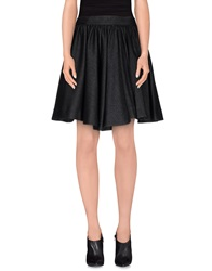 Miss Sixty Knee Length Skirts Lead