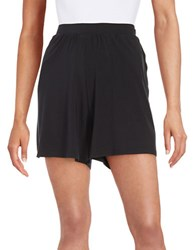 Bench Culotte Shorts Jet Black